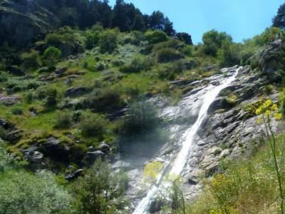 Chorro,Chorrera San Mamés_Valle del Lozoya;rutas con niños madrid hayedo dela tejera negra canenci
